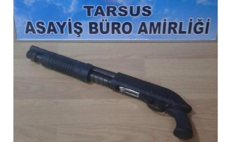 Tarsus'ta fırına silahlı saldırı