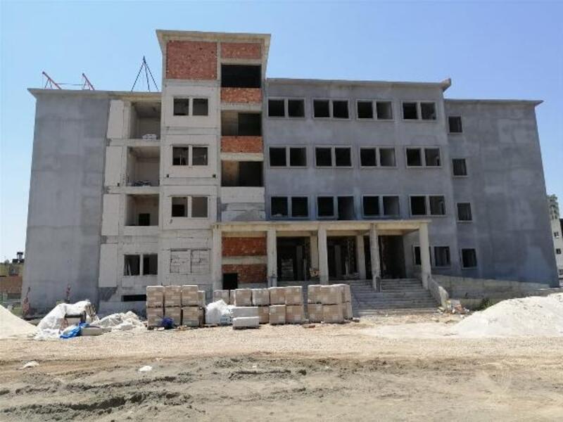 Adana'da eğitim yatırımları devam ediyor