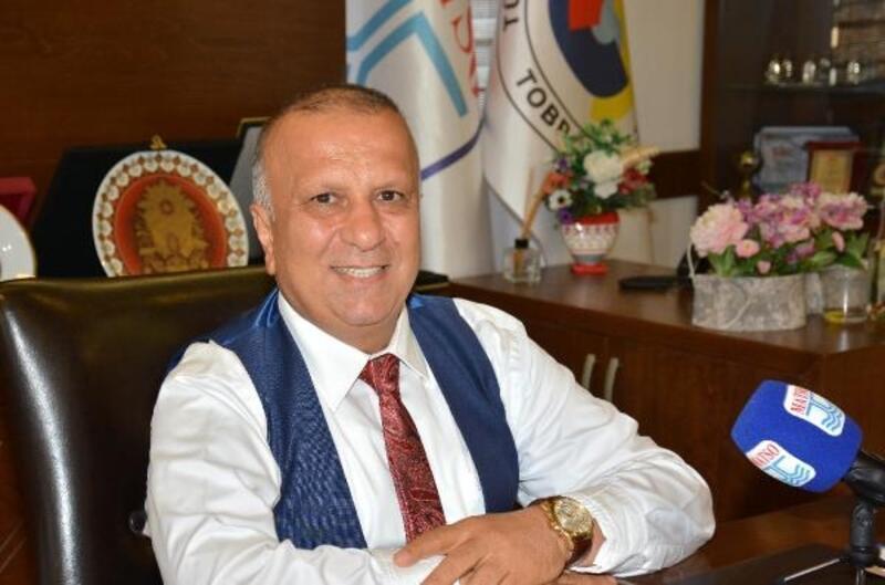 Başkan Boztaş, üyeler için destek istedi
