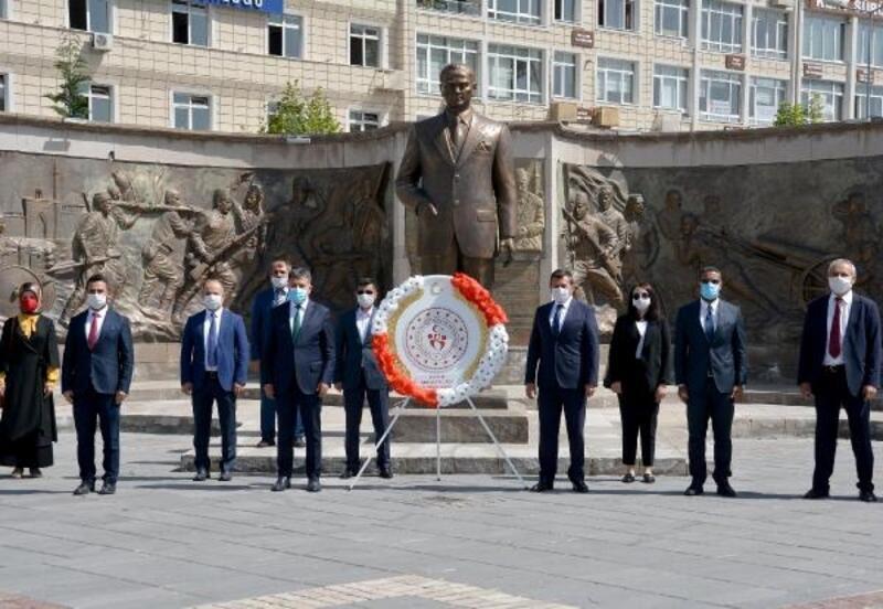 Kayseri'de, Gençlik Haftası kutlamaları başladı