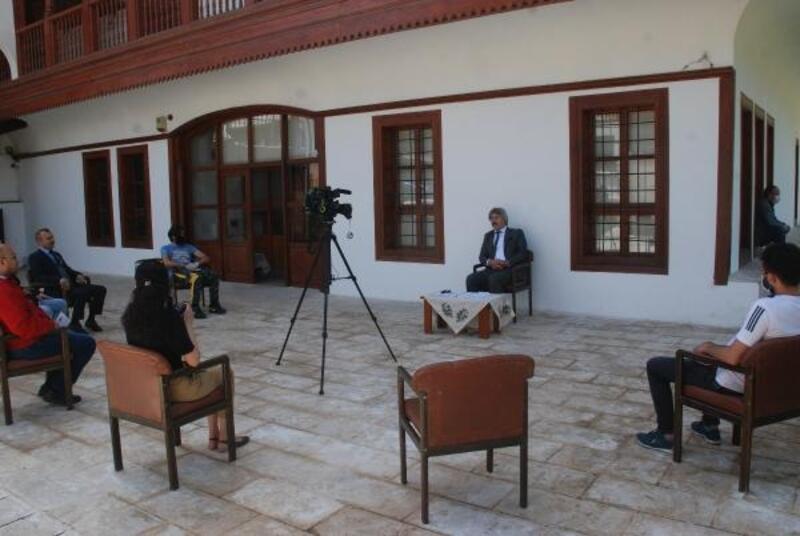 Tokat'ta Vakıflar Müdürlüğü, çalışmaları anlattı