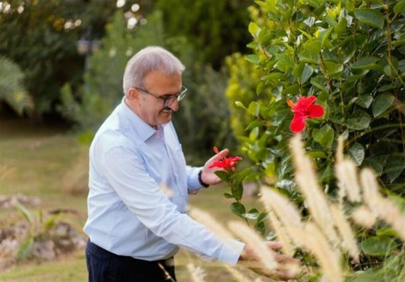 Antalya Valisi Karaloğlu, Ramazan Bayramı mesajı yayınladı