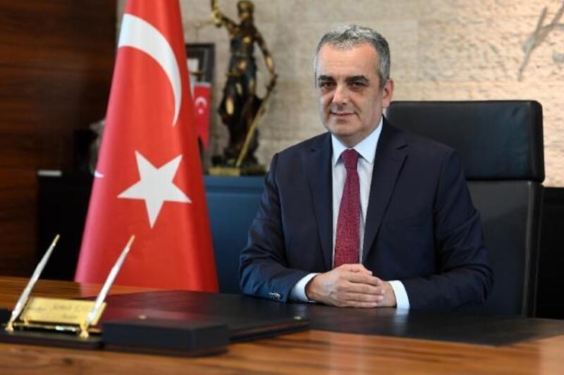 Başkan Esen, vatandaşların Ramazan Bayramı'nı kutladı