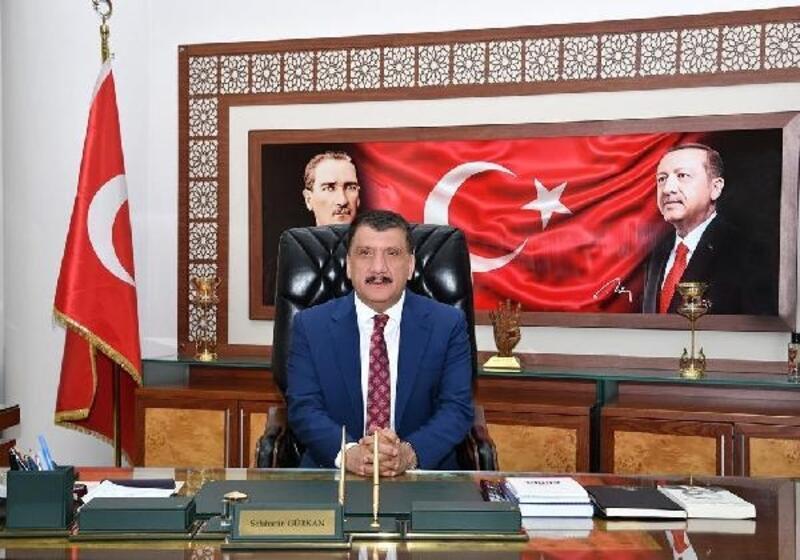 Başkan Gürkan'dan, Ramazan Bayramı mesajı