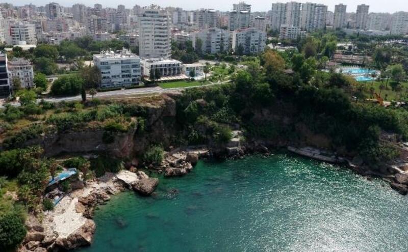 Muratpaşa, 3 plaj için yetki istedi