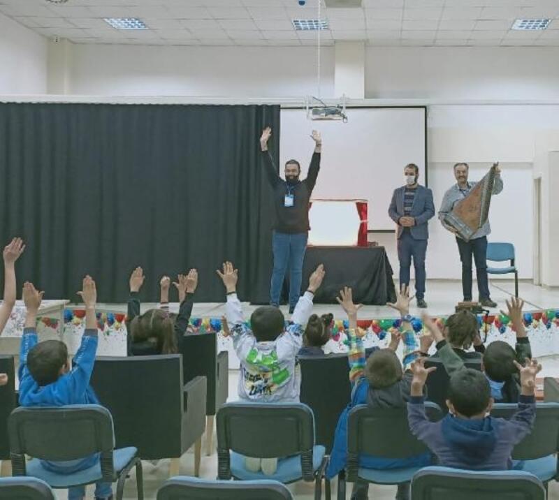 Elazığ Belediyesi'nden çocuk evlerinde etkinlik