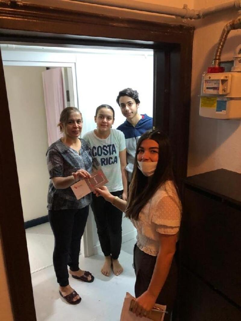 Yalova'da şehit aileleri ve gazilere bayram ziyareti