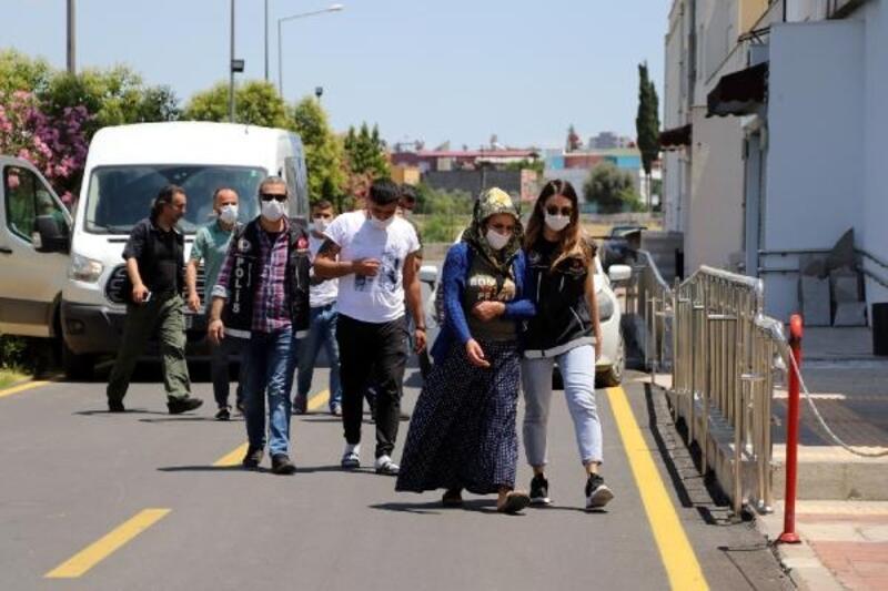 Adana'da uyuşturucu operasyonuna 4 tutuklama