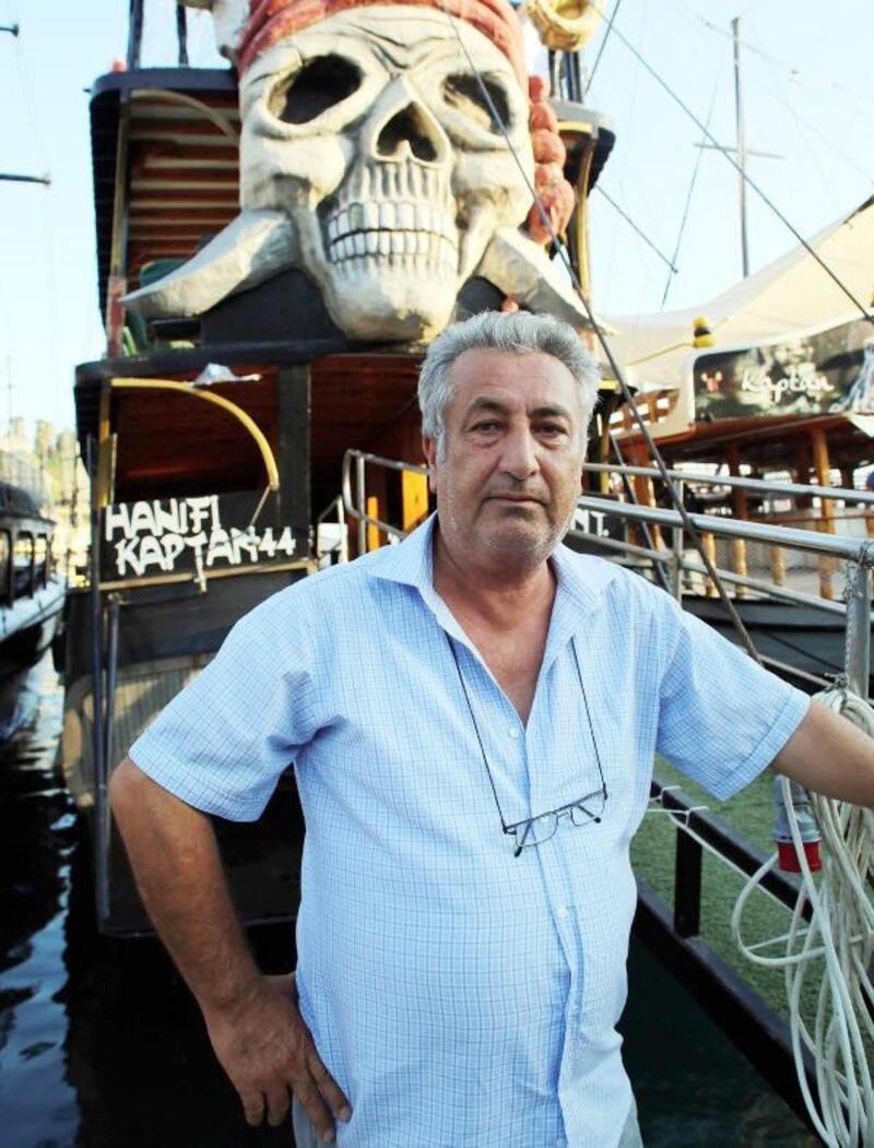 Antalyalı teknecileri 1 Haziran heyecanı sardı