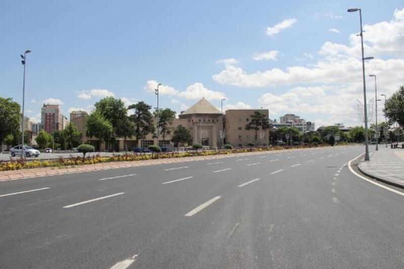 Kayseri'de 'koronavirüs' sessizliği