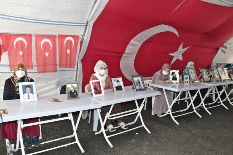 HDP önündeki eylemde 271'inci gün