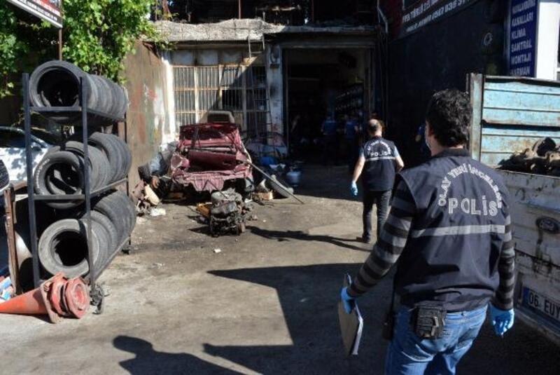 Kahramanmaraş'ta borç- alacak kavgası: 1 yaralı