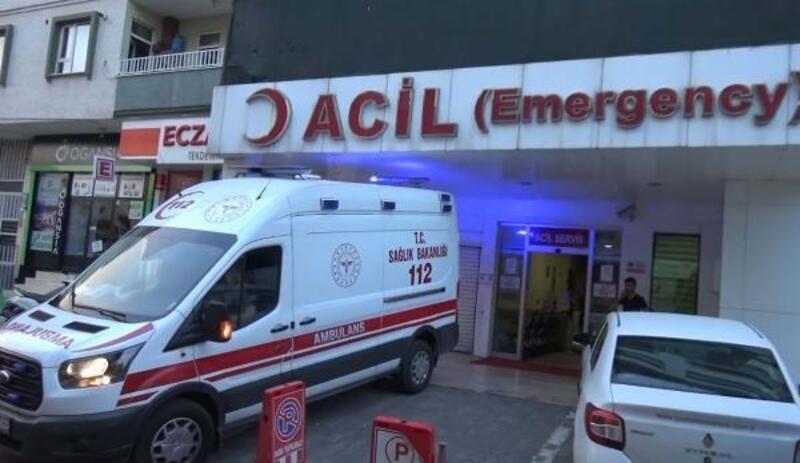 Adıyaman'da balkondan düşen 2 yaşındaki Nisa, yaralandı