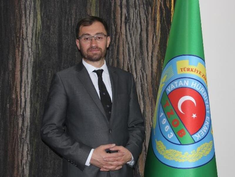 Burdur'da zirai ürünler zarar gördü