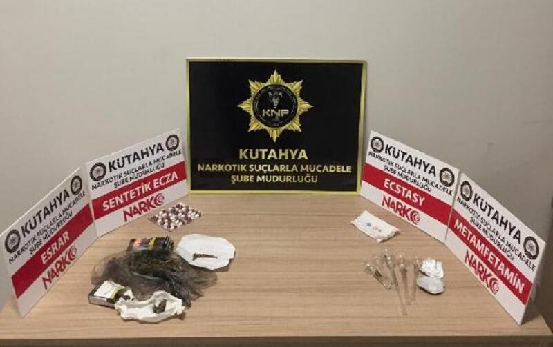 'Uyuşturucu partisi'ne polis baskını: 6 kişiye korona cezası