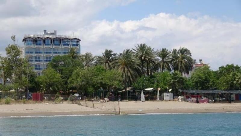 Anamur'da turizm sezonu 2 ay gecikmeli açılıyor