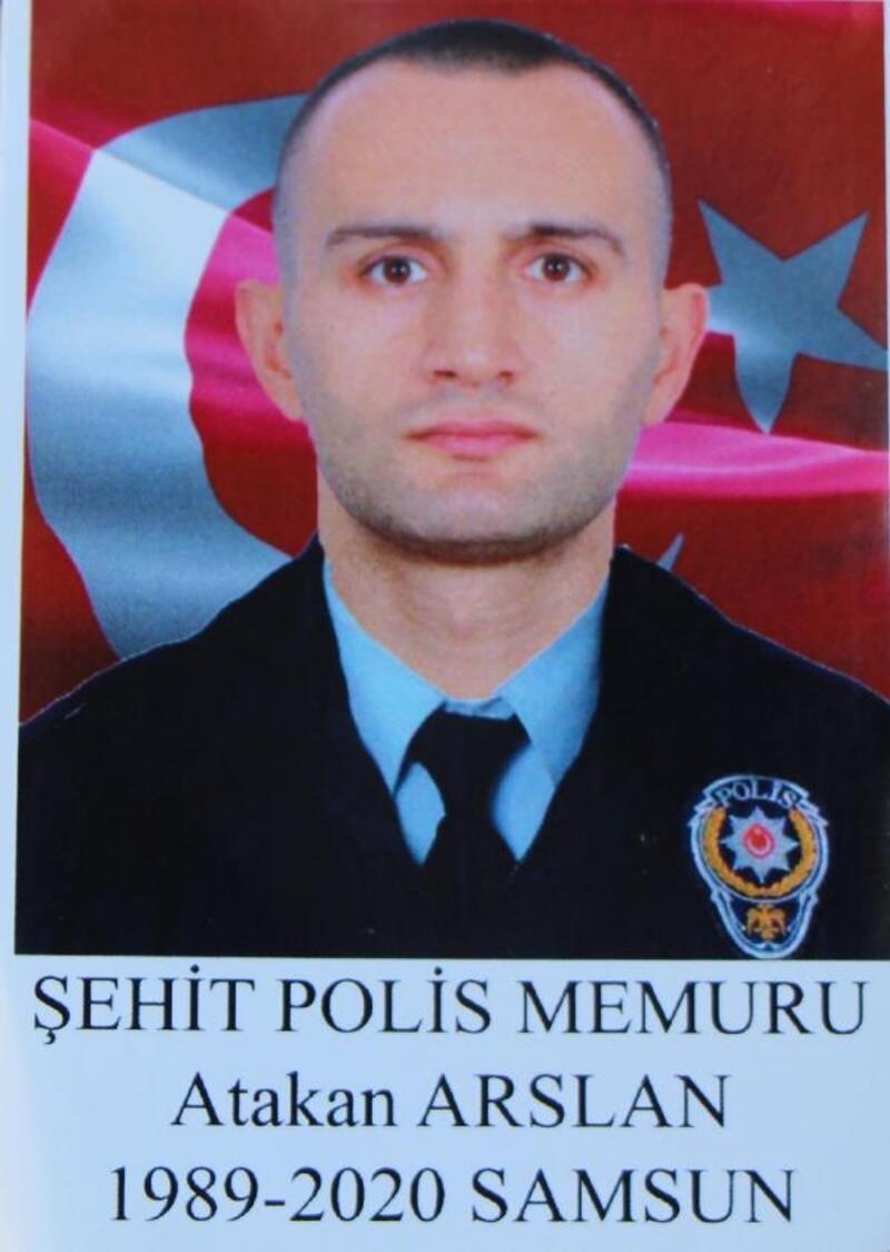 Şehit Atakan Arslan'ın faili, ağzında jiletle polislere saldırmış