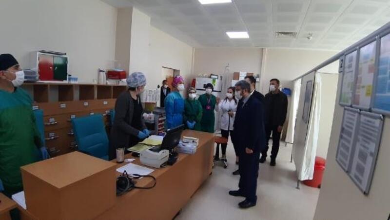 Bursa İl Sağlık Müdürü Kaşıkcı: Randevu almadan hastaneye gitmeyin