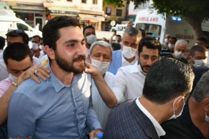 Adana'da Vefa Destek Grubu'na saldıran CHP'li Yıldırım tahliye edildi