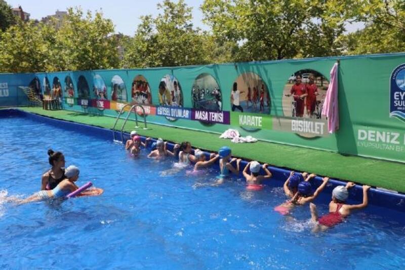 Yaz okulu ve yaz spor okulları açılıyor