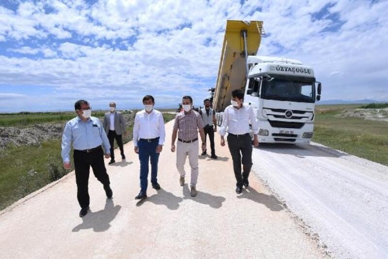 Karatay Belediyesinden yeni sezonda 200 bin ton asfalt