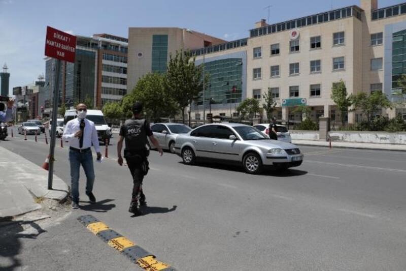 Polis Atakan Arslan'ın şehit eden zanlı ve yanındakiler adliyede