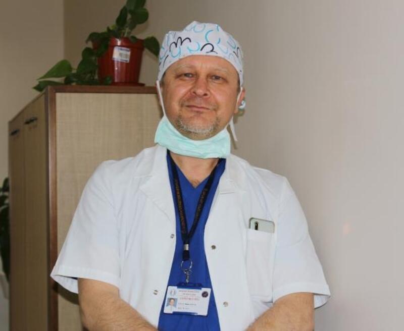 AÜ Hastanesi'nde Covidli hastalara özel birim