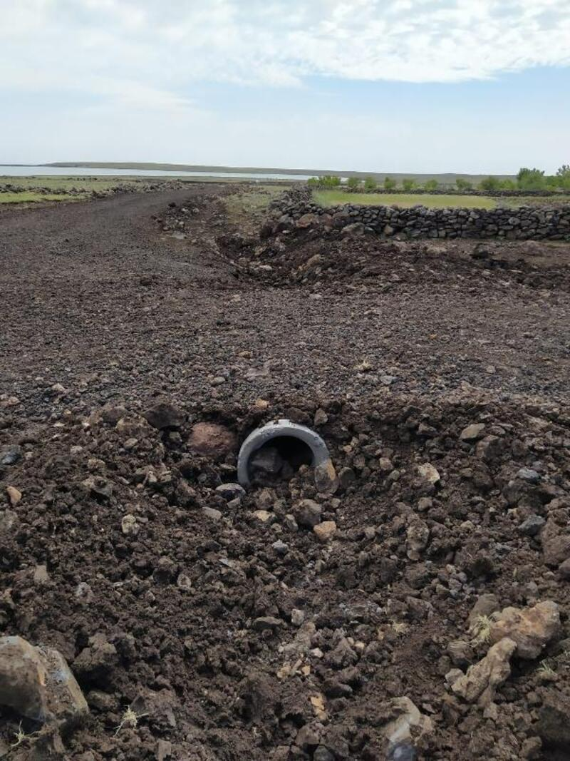 Bağlar'da 2 mahalle ve mezralarının yol sorunu çözüldü