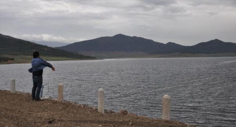 Tahtaköprü Barajı 168 milyon metreküp kapasiteye ulaştı