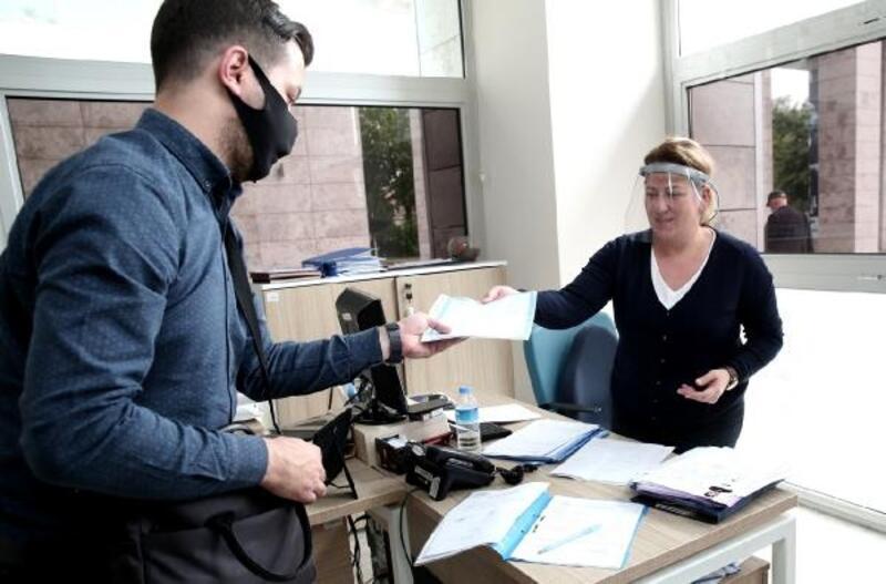 Nilüger'de gıda ürünü, dezenfektan ve maske üretimi için ruhsat başvurusu sayısı arttı