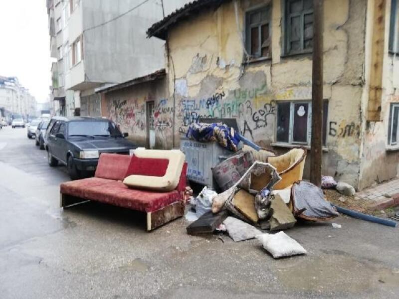 İnegöl'de kaba atıklar evlerin önünden alınacak