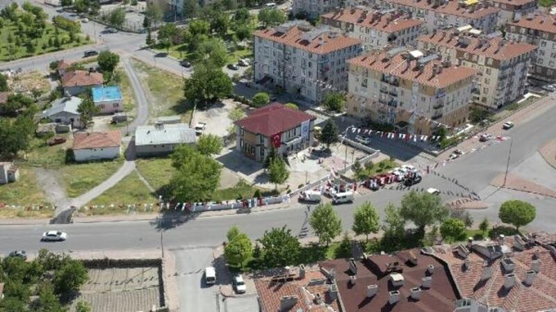 Kayseri'de 4 yeni kütüphane hizmete açılacak
