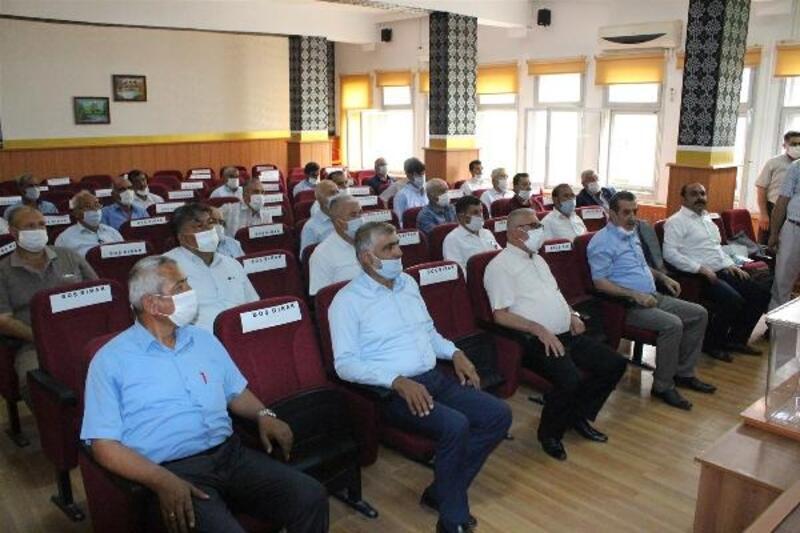 Köylere Hizmet Götürme Birliği encümen üye seçimi yapıldı