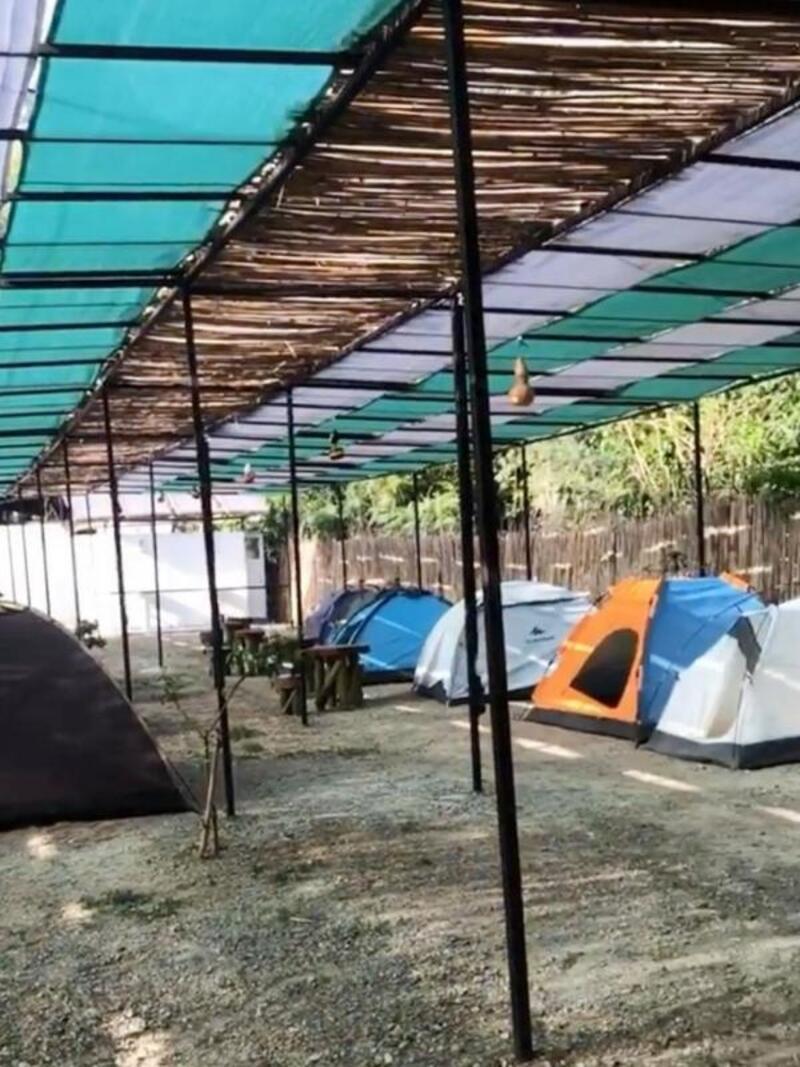 İzinsiz çadır ve kampa ceza