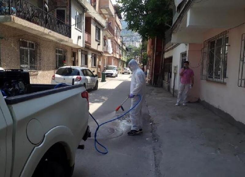 Osmangazi Belediyesi tedbiri elden bırakmıyor