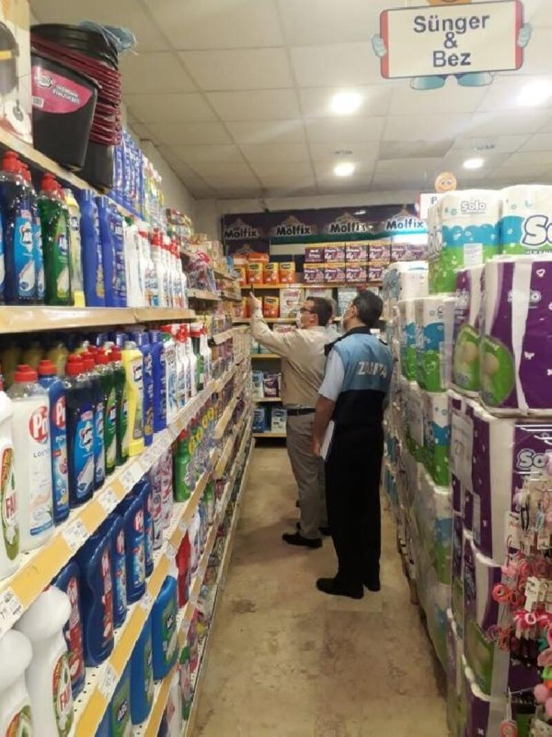 İnegöl'de zabıta ekipleri fahiş fiyat ve fırsatçılığa izin vermiyor