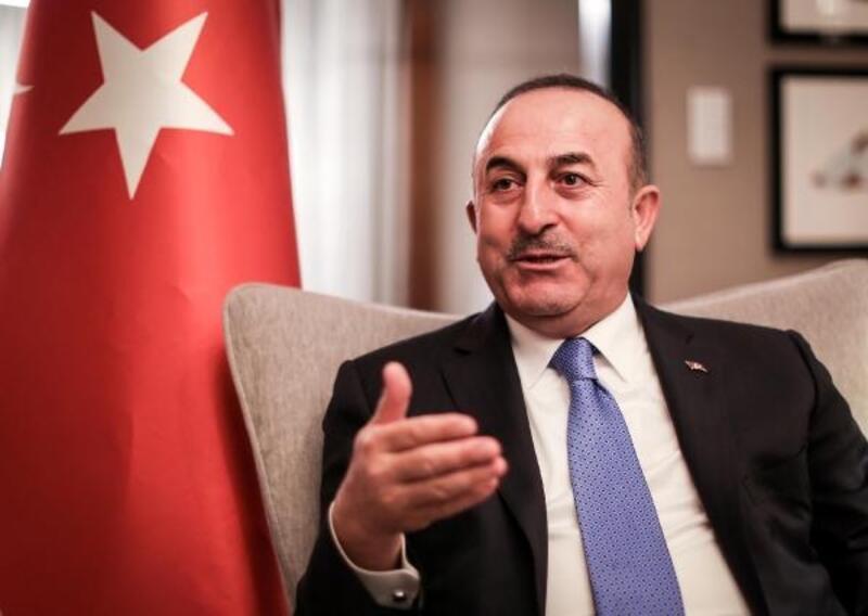 Bakan Çavuşoğlu'dan 4 ilçeye doğalgaz müjdesi