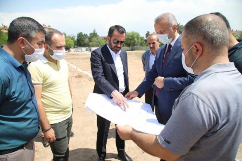 Elazığ fuar ve kongre merkezi inşasına başlandı