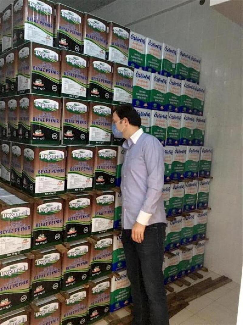 Babaeski'de, 601 gıda işletmesi denetlendi