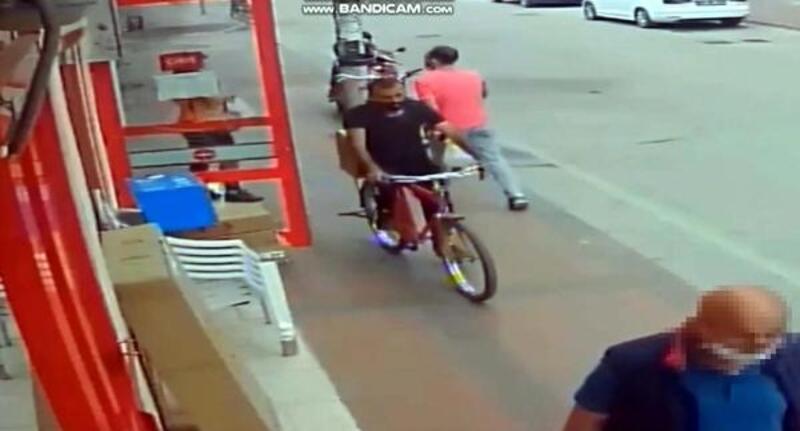 Kamera kayıtlarından kimliği belirlenen hırsızlık şüphelisi tutuklandı