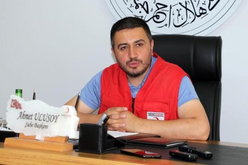 Türk Kızılay, Çankırı'da ihtiyaç sahiplerinin yardımına koşuyor
