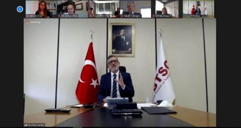 BTSO Başkanı Burkay: Yeni normalde en büyük potansiyel bilişim sektöründe