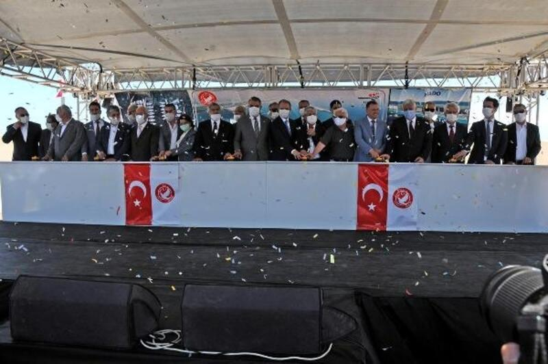 Arsuz Yat Limanı, Su Sporları Merkezi ve HADO temeli atıldı