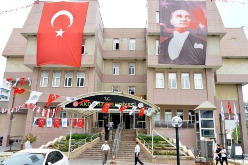 Akdeniz Belediyesi'nde 7 personelin testi negatif çıktı