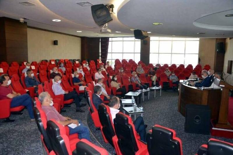 İTSO'da Ekonomik İstişare toplantısı