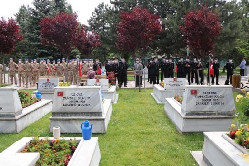 Kayseri'de jandarmanın kuruluş yıl dönümü kutlandı
