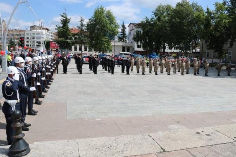 Jandarma Teşkilatı'nın 181'inci yaşı Tokat'ta törenle kutlandı