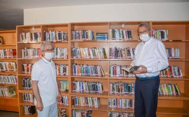 Karacabey'de yeni şehir kütüphanesi hedefi