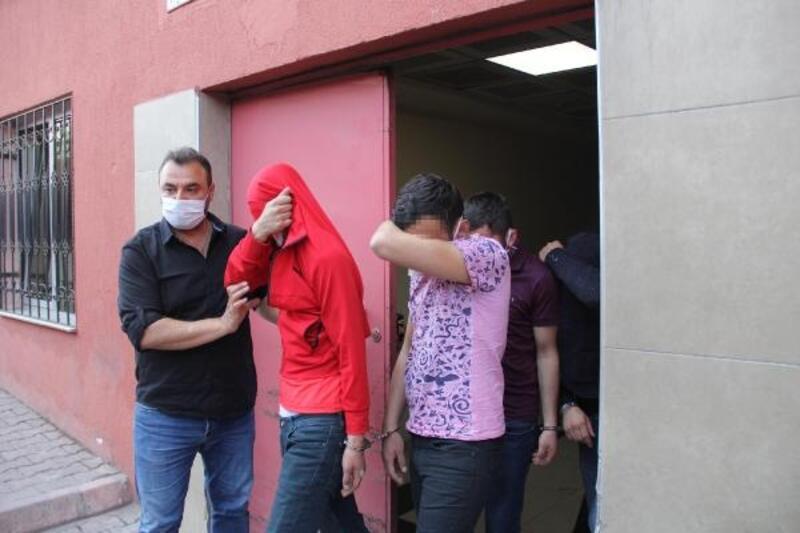 Kayseri'de iş yeri ve araçtan hırsızlığa 4 gözaltı