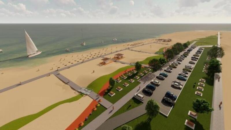 Kızılot Beach Park ve Mesire Alanı açılıyor
